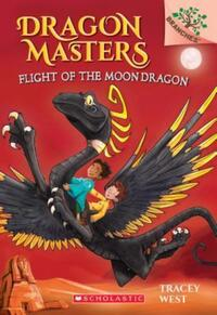 Flight of the Moon Dragon: A Branches Book av Tracey West (Heftet)