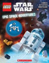 LEGO Star Wars: Epic Space Adventures av Ace Landers (Heftet)