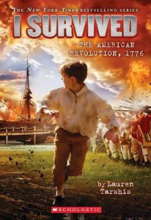 I Survived the American Revolution, 1776 (I Survived #15) av Lauren Tarshis (Heftet)