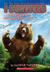 I Survived the Attack of the Grizzlies, 1967 (I Survived #17), Volume 17 av Lauren Tarshis (Heftet)