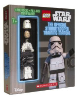 Omslag - LEGO Star Wars the Official Stormtrooper Handbook