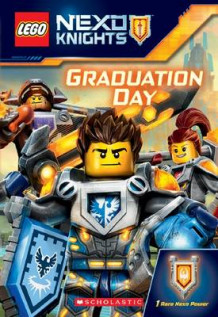 Graduation Day (Lego Nexo Knights: Chapter Book) av Tracey West (Heftet)