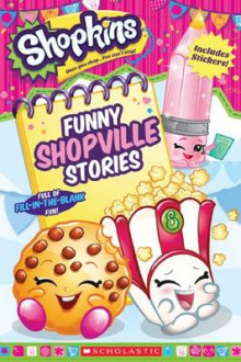 Funny Shopville Stories (Shopkins) av Inc. Scholastic og Sam McMahan (Heftet)