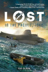 Omslag - Lost in the Pacific, 1942: Not a Drop to Drink (Lost #1)
