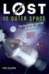 Omslag - Lost in Outer Space: The Incredible Journey of Apollo 13 (Lost #2)