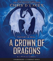 A Crown of Dragons (Ufiles #3) av Chris D'Lacey (Lydbok-CD)
