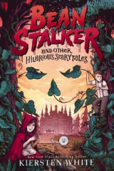 Omslag - Beanstalker and Other Hilarious Scarytales