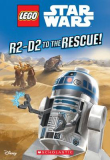 R2-D2 to the Rescue! (Lego Star Wars: Chapter Book) av Ameet Studio (Heftet)