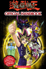 Omslag - Yu-Gi-Oh: The Official Handbook