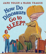 Omslag - How Do Dinosaurs Go to Sleep?