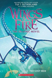 The Lost Heir (Wings of Fire Graphic Novel #2) av Tui T. Sutherland (Heftet)