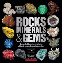 Rocks, Minerals & Gems av Miranda Smith (Heftet)