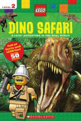 Omslag - Dino Safari (Lego Nonfiction)