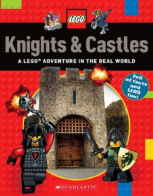 Knights & Castles (Lego Nonfiction) av Penelope Arlon (Heftet)