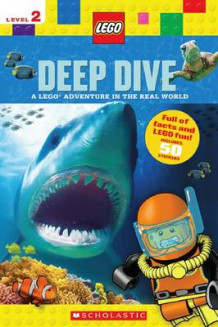 Deep Dive (Lego Nonfiction) av Penelope Arlon (Heftet)