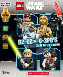 LEGO Star Wars: R2-D2 and C-3P0's Guide to the Galaxy (with Minifigure) av Ace Landers (Blandet mediaprodukt)