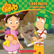El Libro Magico / The Magic Book (El Chavo: 8x8) av Sonia Sander (Heftet)