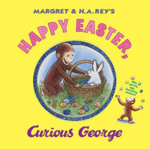 Happy Easter, Curious George av H A Rey (Innbundet)