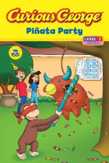 Curious George Pinata Party (Heftet)