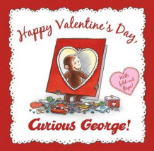 Happy Valentine's Day Curious George av H. A. Rey (Innbundet)