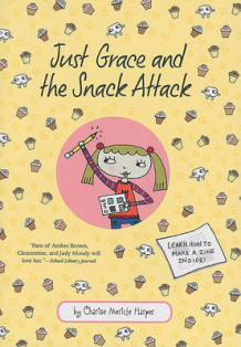 Just Grace and the Snack Attack av Charise Mericle Harper (Innbundet)