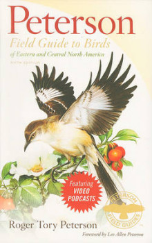 Peterson Field Guide to Birds of Eastern and Central North America av Roger Tory Peterson (Heftet)