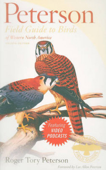 Peterson Field Guide to Birds of Western North America av Roger Tory Peterson (Heftet)