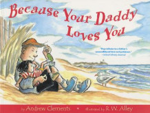 Because Your Daddy Loves You av Andrew Clements (Heftet)