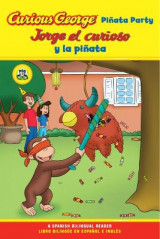 Omslag - Curious George Pinata Party Bilingual
