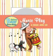 Curious Baby Music Play av H. A. Rey (Pappbok)
