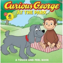 Curious George at the Park av H. A. Rey (Pappbok)
