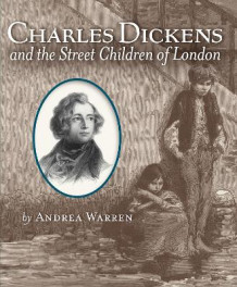 Charles Dickens and the Street Children of London av Andrea Warren (Innbundet)