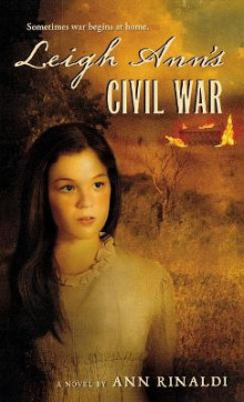 Leigh Ann's Civil War av Ann Rinaldi (Heftet)