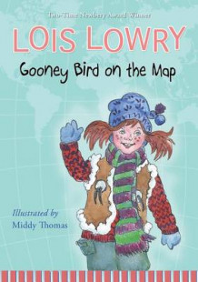 Gooney Bird on the Map av Lois Lowry (Innbundet)