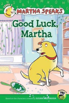 Good Luck, Martha! av Susan Meddaugh (Innbundet)