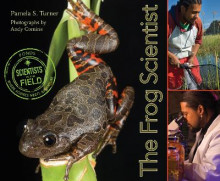 The Frog Scientist av Pamela S Turner (Heftet)