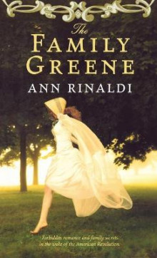 The Family Greene av Ann Rinaldi (Heftet)