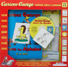 Curious George Curious about Learning Boxed Set av H A Rey (Heftet)