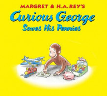 Curious George Saves His Pennies av Monica Perez (Blandet mediaprodukt)