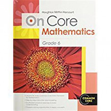 Houghton Mifflin Harcourt on Core Mathematics (Heftet)