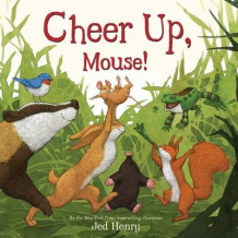 Cheer Up, Mouse! av Jed Henry (Innbundet)