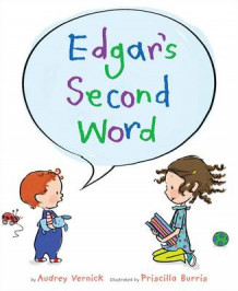 Edgar's Second Word av Audrey Vernick (Innbundet)