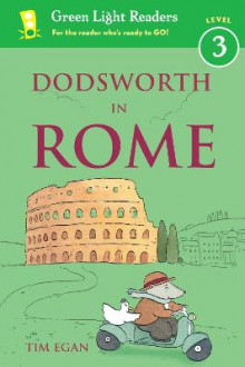 Dodsworth in Rome av Tim Egan (Heftet)