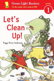 Let's Clean Up! av Peggy Perry Anderson (Heftet)