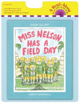 Omslag - Miss Nelson Has a Field Day Book and CD