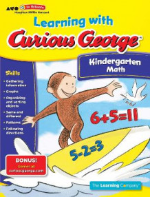 Learning with Curious George Kindergarten Math (Heftet)