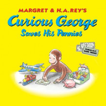 Curious George Saves His Pennies (Heftet)
