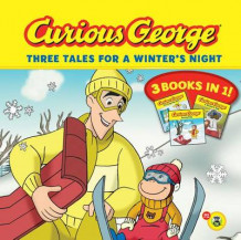 Curious George: Three Tales for a Winter's Night av H A Rey (Heftet)