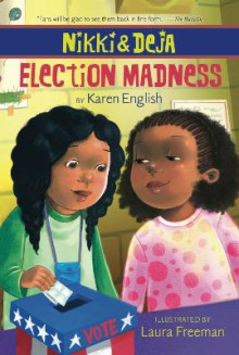 Election Madness av Karen English (Heftet)
