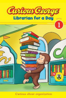 Curious George Librarian for a Day av H a Rey (Heftet)